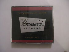 Compact Disc The Brunswick Years Volume 1, Disc 1 with Liner Notes