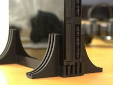 Vertical Stand for PS2 Slim PlayStation 2 Slim Console Mount Holder in Black