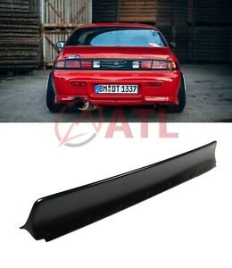 Ducktail for Nissan Silvia S14 200sx 240sx rear boot trunk spoiler lip wing