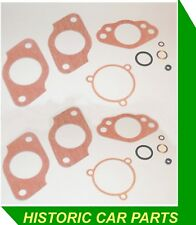 "Twin HS4 1½"" SU Carburettors GASKET & SEAL SET for Triumph Spitfire 1500 1974-80"