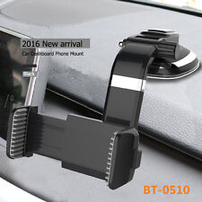 360 ° Supporto Per Auto Windshield Mount Staffa Per Mobile Cellulare GPS HTC Samsung