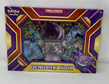 Pokemon TCG: 2016 Assorted Ex Box-Gengar, Trading Card Game!