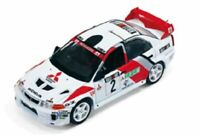 IXO RAC223 RAM510 RAM514 RAM524 MITSUBISHI EVO model rally cars 1991 98 99 1:43