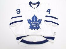 TORONTO MAPLE LEAFS AWAY ANY NAME / NUMBER TEAM ISSUED REEBOK EDGE 2.0 JERSEY