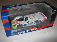 1:43 Porsche 956L Boutsen Theys LeMans 1986 MINICHAMPS 430866519 NEW OVP L.E.