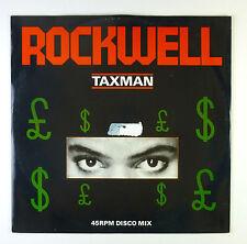 "12"" MAXI-ROCKWELL-Taxman-b4764-Slavati & cleaned"
