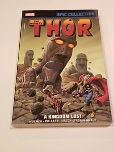 Marvel Epic Collection: Thor - A Kingdom Lost TPB