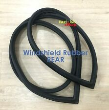 Rear Windshield Rubber Seal For Toyota Corolla KE35 KE55 TE37 2D Coupe / 2Doors