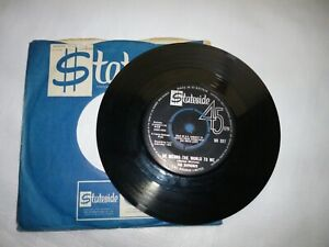 The Supremes 7 inch single on stateside records 1964 rare