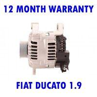 Fiat Ducato 1.9 2.0 1994 1995 1996 1997-2015 Alternador Garantía de 12 Meses