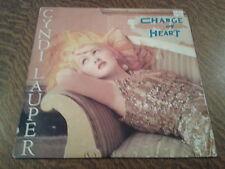 33 tours cyndi lauper change of heart