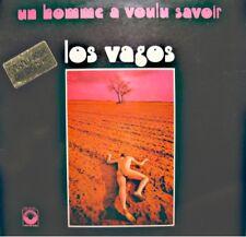 ++LOS VAGOS un homme a voulu savoir CABALLERO/CAPUANO/MUSLERA LP 1974 RARE EX++