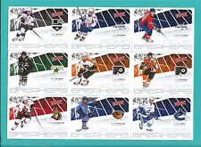"2011-12 Upper Deck Victory ""Game Breakers"" Insert Set - Complete 25 Card Set"