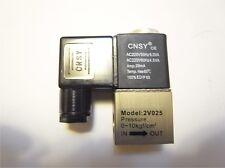"BLch Pneumatique vanne 5//2 ig1//2/"" 230 volts et4v410-15-230vac"