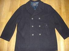 Cottonfield Manteau caban taille 54 en laine  TTBE