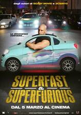 Superfast & Superfurious (Blu-Ray) LUCKY RED