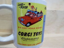 Corgi Diecast Vehicles with Advertising Specimen