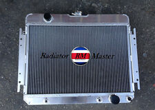 ALUMINUM RADIATOR FOR 1963-1968 Chevy Impala /Bel-air /Caprice 64 65 66 67 2ROW