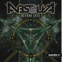 ABSOLVA - BEYOND LIVE [CD]
