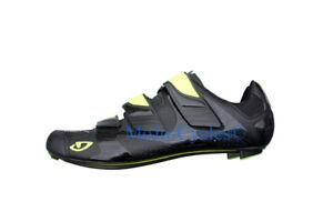 Giro Prolight Easton EC90 SLX Carbon Road Shoe Yellow Highlighter Black New