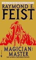 Magician: Master (Riftwar Saga, Book 2) by Raymond E. Feist