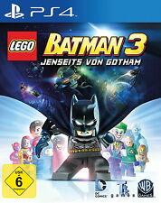 LEGO Batman 3 - Jenseits von Gotham (Sony PlayStation 4, 2016)