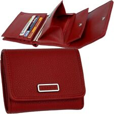 ESPRIT - Rot - Damen-Geldbörse, Börse Geldbeutel Geldtasche Portemonnaie NEU
