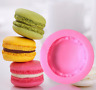 Macaron Chocolate Candy Silicone Bakeware Mould Sugarpaste Cake Sweets Mold Pans