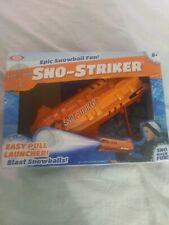 IDEAL Sno Toys SNO-STRIKER Snow Ball Launcher