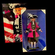 New listing Limited Edition Barbie George Washington 1996 Fao Schwartz American Beauty New