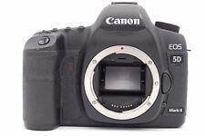 Canon EOS 5D Mark II 21.1 MP Digital SLR Camera - SHUTTER COUNT: 4566