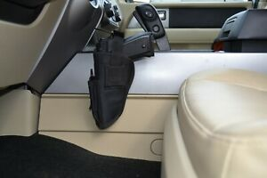 A-Tach # 20009 Handgun Mount - Fits Ford Expedition (2007 - 2017)