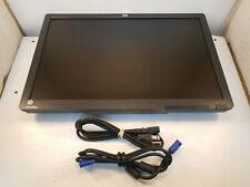 """HP L2208w 22"""" LCD Monitor w/Power Cable, VGA Cable No Stand"""