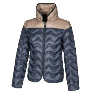 New Equiline Gaia Ladies Down Jacket - Blue - Was £219.00