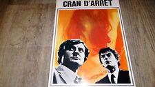 CRAN D' ARRET  Yves Boisset  b cremer dossier scenario presse cinema 1969