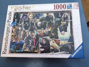 Ravensburger 1000 piece Jigsaw Puzzle - Harry Potter #151707