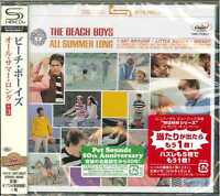 BEACH BOYS-ALL SUMMER LONG-JAPAN SHM-CD BONUS TRACK D50