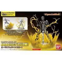 BANDAI Figure-rise Effect AURA EFFECT YELLOW Model Kit NEW from Japan F/S