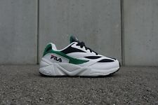 FILA Venom Low V94M Women EU 39 US 8 white green Sneaker Damen Schuhe disruptor