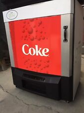 Coca Cola Reach In Cooler Refrigerator