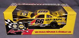2000 Robin Buck #66 UAP / NAPA Pontiac 1/24 Racing Champions HOTO CASCAR Promo
