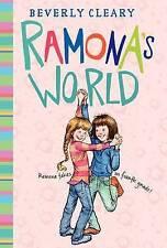 Ramona's World-ExLibrary