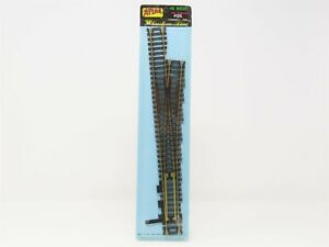 HO Scale Atlas #124 Custom-Line #6 Right Switch Turnout Track