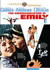 The Americanization of Emily DVD 1964 Julie Andrews James Garner Melvyn Douglas