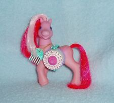 Rare My Little Pony Secret Surprise 'Cupcake' + All Accessories - Magnetic - EUC