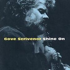 Gove Scrivenor : Shine On CD (2001) ***NEW***