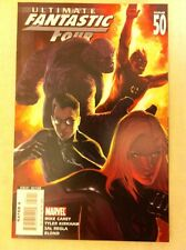 Ultimate Fantastic Four #50 Marvel First Print 2008 Mike Carey