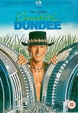 CROCODILE DUNDEE DVD Paul Hogan Linda Kozlowski John Cornell UK Release New R2
