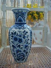 Vase Delft Signé