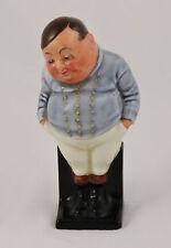 "Royal Doulton Mini Fat Boy Figurine Doulton England Statue Dickens Series 3 3/4"""